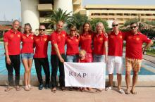 KIAP title sponsor of Russia's national freediving team at World Cup in Sardinia