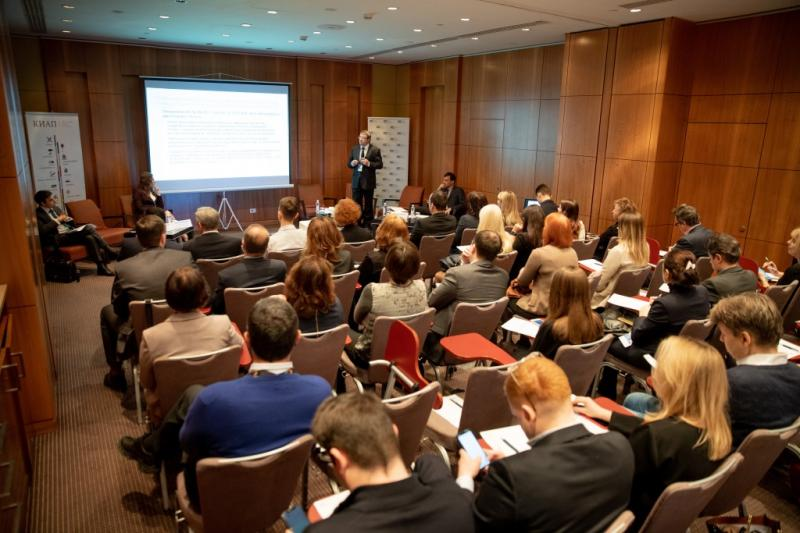 "ICC Russia in cooperation with KIAP, Attorneys at Law, held a seminar ""Recovery of problem debts: disputes involving banks and financial institutions"""