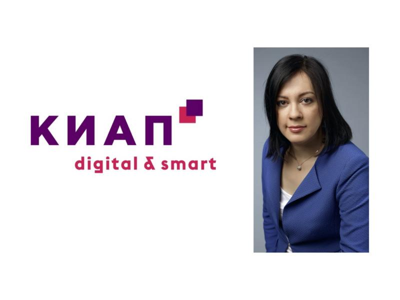 Elena Buranova is elected as Partner of KIAP Digital & Smart