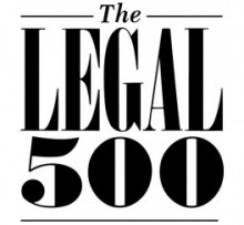 Nine Practice Areas of KIAP, Attorneys at Law, are recommended by International Ranking The Legal 500 EMEA 2016