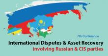 "Anna Grishchenkova will act as a moderator at C5 Conference ""International Disputes & Asset Recovery involving Russian & CIS Parties""  in London"