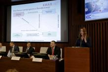 "Anna Grishchenkova spoke at the annual ICC conference ""Documentary business and international settlements: main trends, challenges and perspectives"""