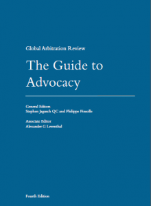 GAR - The Guide to Advocacy, Edition 4. Cultural Considerations in Advocacy: Russia and Eastern Europe