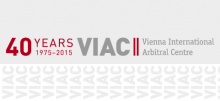 Anna Grishchenkova listed as arbitrator by Vienna International Arbitral Centre (VIAC)