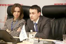 "Ilya Dedkovskiy spoke at the conference ""Bankruptcy: actual problems"""