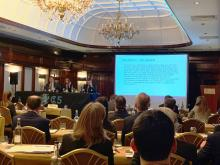 "Anna Grishchenkova spoke at C5 Conference ""International Disputes & Asset Recovery involving Russian & CIS Parties"" in London"