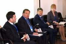 Ilya Ischuk spoke at the Forum of regional divisions of Association of lawyers of Russia