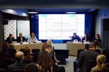 "Anna Grishchenkova spoke at ICC International Arbitration Conference ""Russia as a place for dispute resolution"""