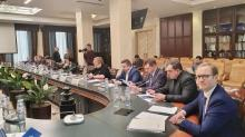 Andrey Zuykov spoke at the Civic Chamber of the Russian Federation