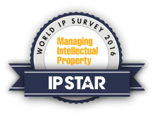 KIAP Partner Konstantin Suvorov is named the IP Patent Star according to Managing IP magazine