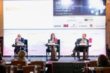 "Head of KIAP IP practice Elena Buranova spoke at the ""XX Forum on Intellectual property. Russia and CIS countries"""
