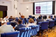 "KIAP, Attorneys at law, coorganized  the conference ""Modern methods of protection of business from counterfeit and other malicious actions of violators of intellectual rights"""