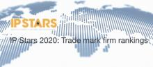 IP practice of KIAP in IP STARS 2020: Trade mark firm rankings