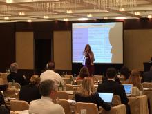 Anna Grishchenkova speaks at 28th Forum on Fraud, Asset Tracing and Recovery in Geneva
